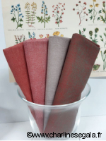 Coton sevilla stof